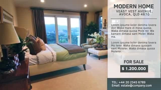 Real Estate Promo: Final Cut Pro Templates