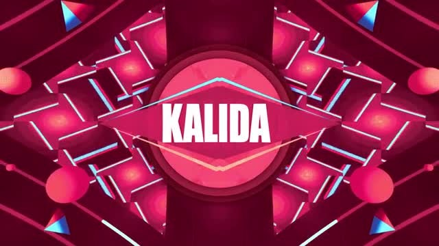 Kalida Title & Logo Reveal: After Effects Templates