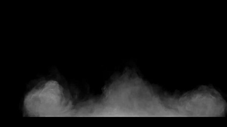 Dust Impact 02: Stock Video