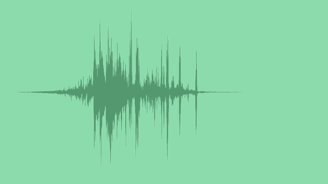 Distort Glitch Logo: Royalty Free Music
