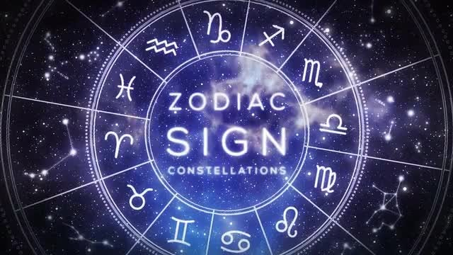 Zodiac Constellations Pack: After Effects Templates