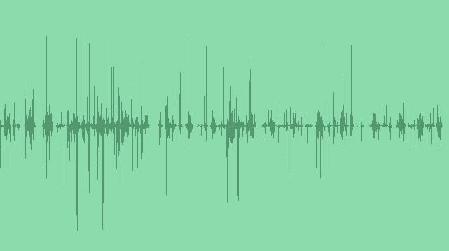 Wooden Ratchet: Sound Effects