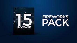 Fireworks Pack: Motion Graphics