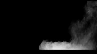 Dust Impact 03: Stock Video