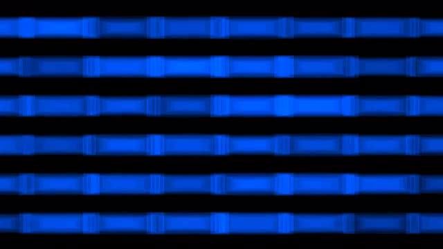Digital Blue Lines: Stock Motion Graphics
