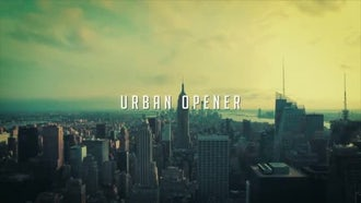 Urban Glitch Promo: After Effects Templates