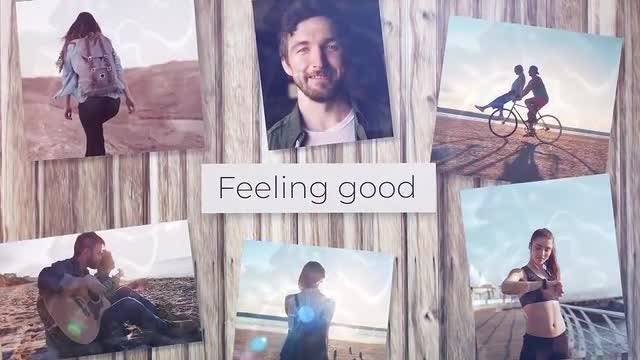 Feeling Good: Premiere Pro Templates