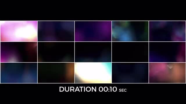 Light Leaks Pack: Stock Motion Graphics
