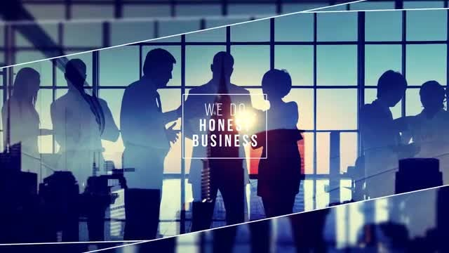 Intro Corporate Promo Business: Premiere Pro Templates
