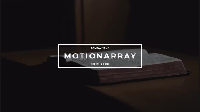 Premium Typography Pack: After Effects Templates