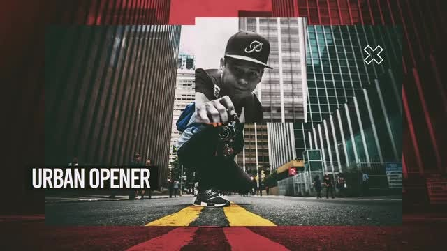 Short Urban: After Effects Templates