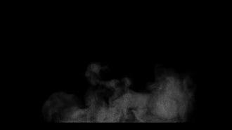 Dust Impact 05: Stock Video