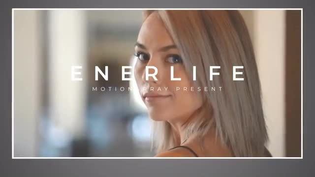Model Portfolio Promo: After Effects Templates