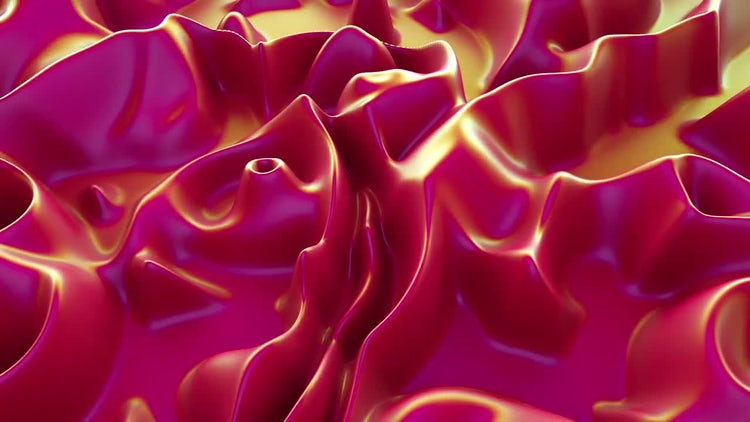 Reddish Surface: Motion Graphics