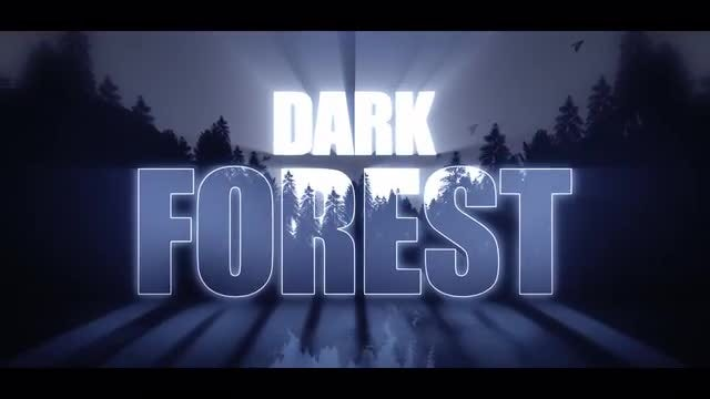 Dark Forest: After Effects Templates
