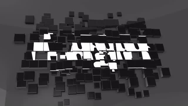 Assembled Logo: After Effects Templates