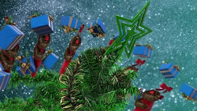 Christmas Animation: Stock Motion Graphics