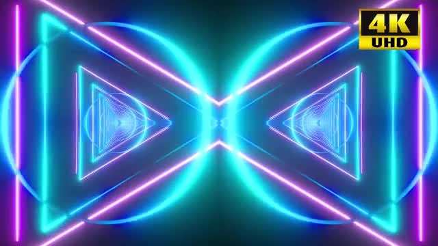 Blue Led Loop Pack - Stock Motion Graphics   Motion Array