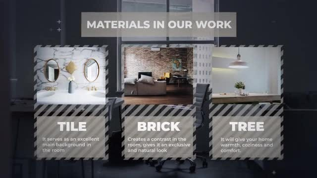 Interior Product Promo: After Effects Templates