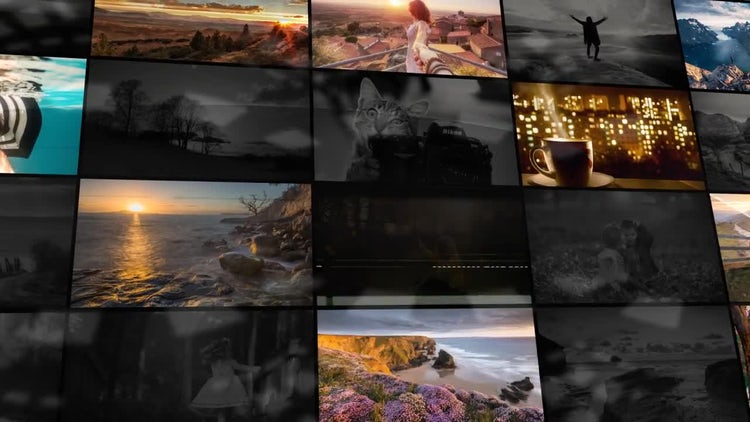 Photo LED: After Effects Templates