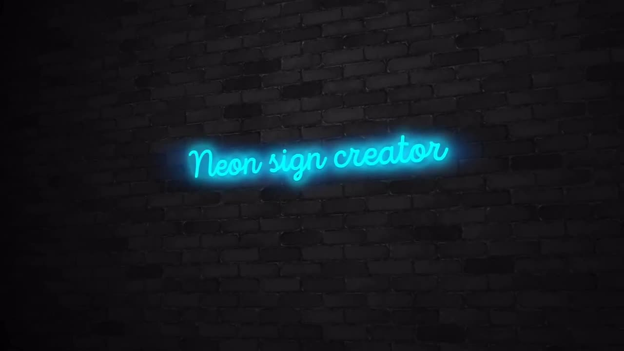 Neon Text Presets - Final Cut Pro Templates | Motion Array