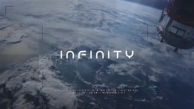 Infinity: Final Cut Pro Templates