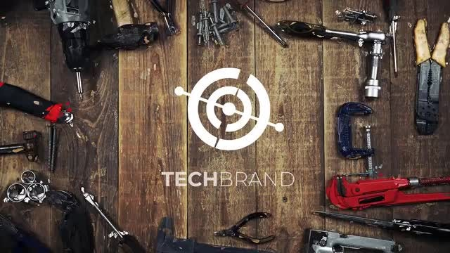 Tools Logo Reveal 3-In Pack: After Effects Templates