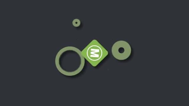 Minimalist Logo Opener v2.0: Premiere Pro Templates