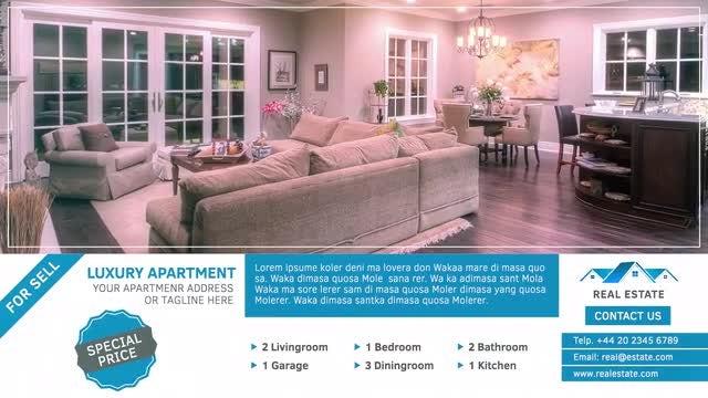 Real Estate Property: Final Cut Pro Templates