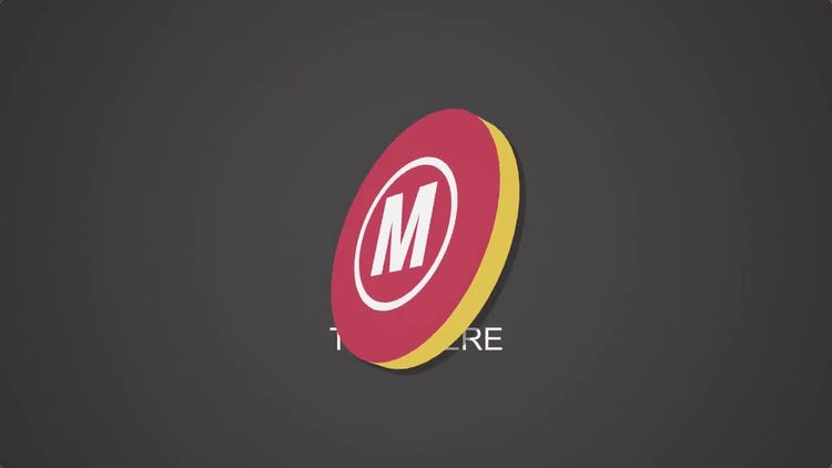 3 Colorful Logos Pack: After Effects Templates