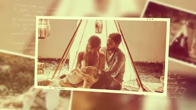 Love Memories: After Effects Templates