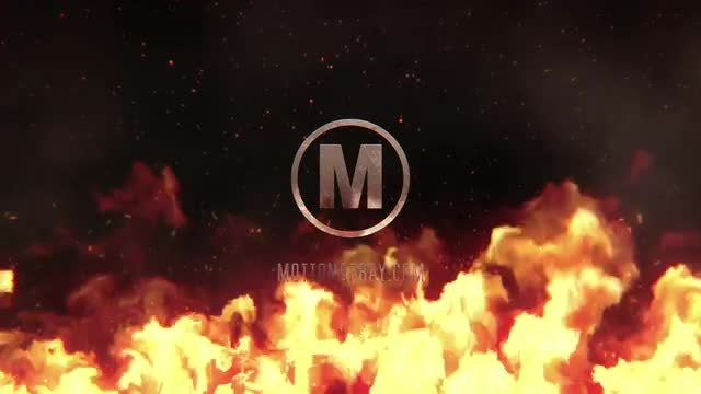 Fire Trailer: Premiere Pro Templates