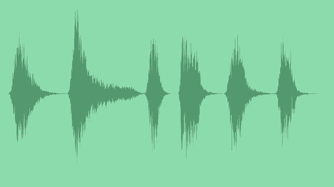 Anxious Deep Transitions: Sound Effects