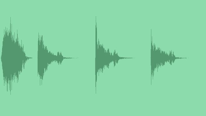 Scream Horror Girl: Sound Effects