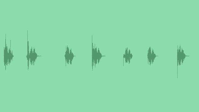 Metallic Ping: Sound Effects