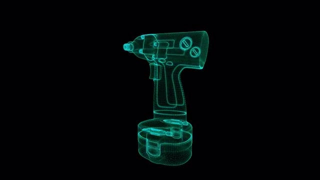 Impact Driver: Stock Motion Graphics