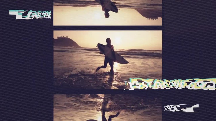 Elegant Slide: After Effects Templates