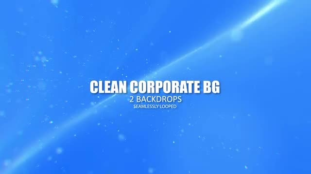 Clean Corporate BG: Stock Motion Graphics