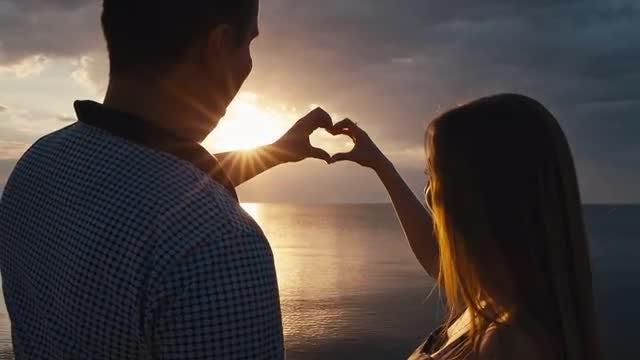Heart Shape: Stock Video