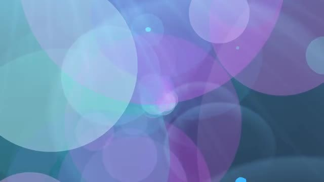 Gentle Bokeh Background: Stock Motion Graphics