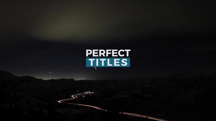 Minimal Corporate Titles: Premiere Pro Templates