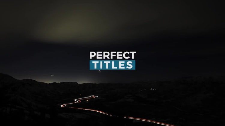 Minimal Corporate Titles: Premiere Pro Templates