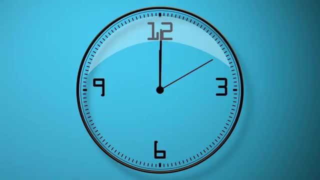 Watch Countdown Pack: Stock Motion Graphics