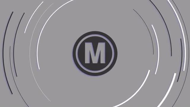 Geometric Logos: Premiere Pro Templates