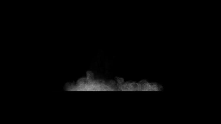 Dust Impact 08: Stock Video