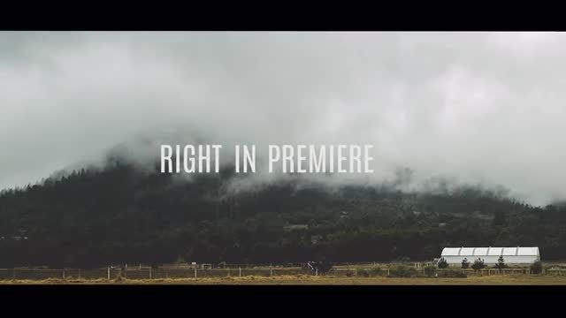 Dynamic Typo Promo: Premiere Pro Templates