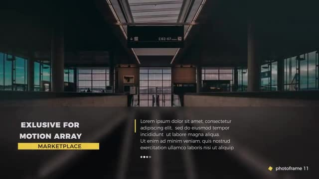 Minimal Corporate: After Effects Templates