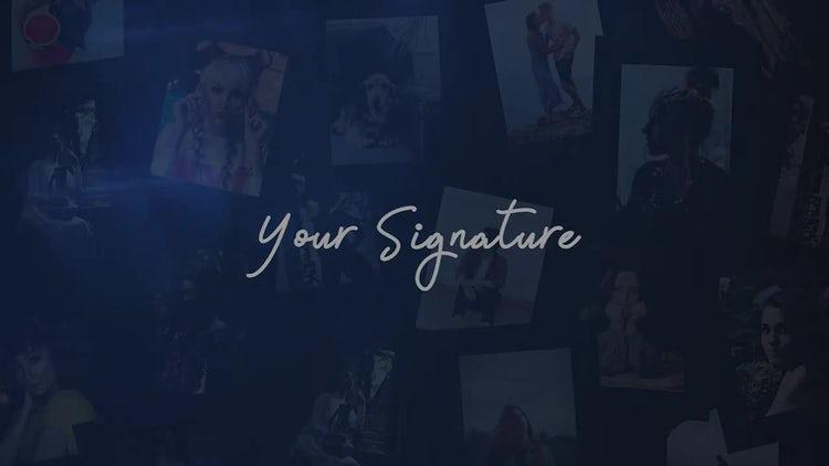 Photographic Logo Reveal: Premiere Pro Templates