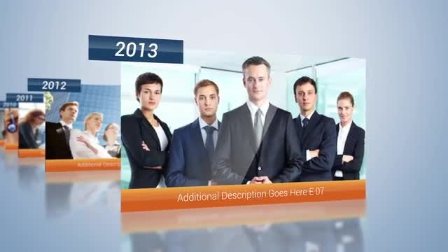 Clean Corporate Display: After Effects Templates