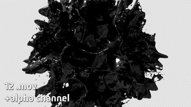 Paint Explosion Pack: Motion Graphics
